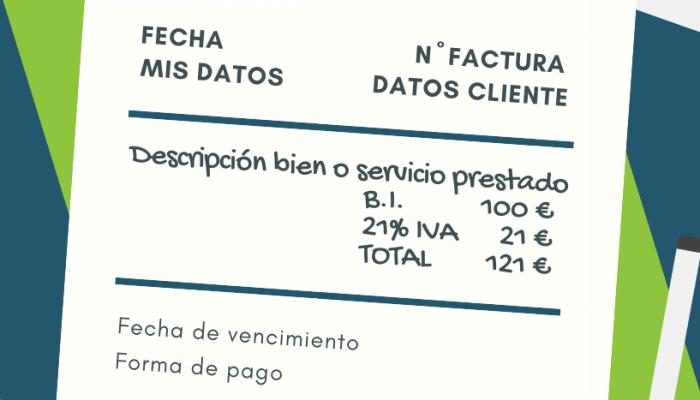 factura correcta